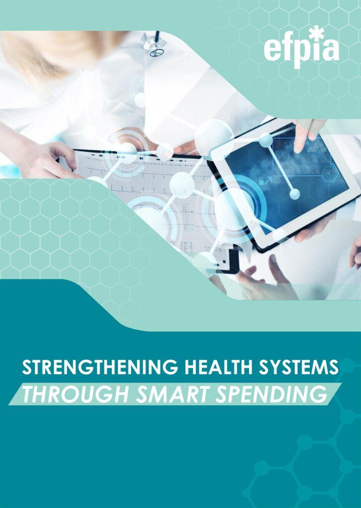 EFPIA: Strengthening health systems through smart spending